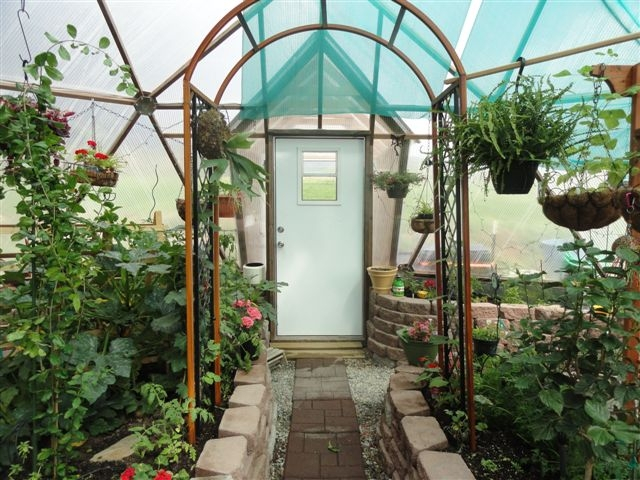 geodesic dome greenhouse 33