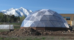 42 foot Growing Dome Greenhouse