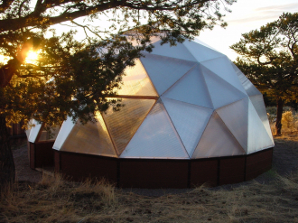 geodesic dome greenhouse 22