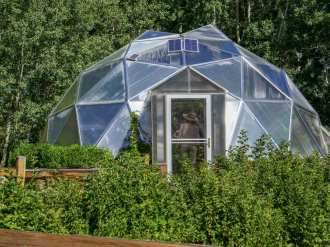 Growing Dome Greenhouse