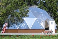 Growing Dome Greenhouse shumei-33