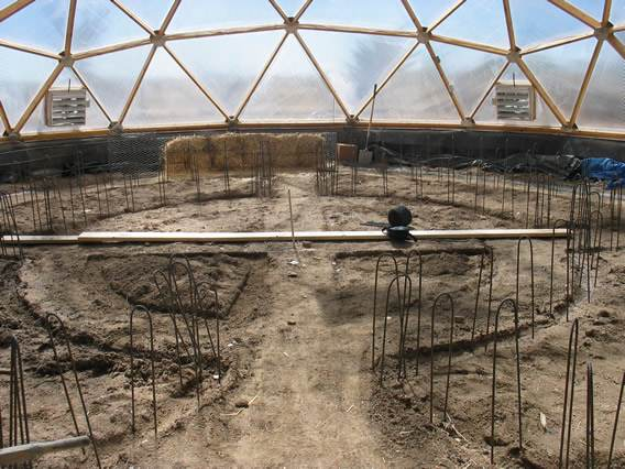 Growing Dome Testing