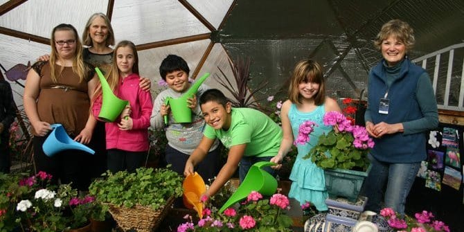 Greenhouses at Schools