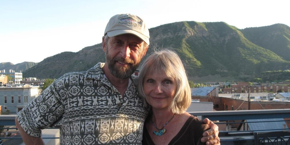 Udgar and Puja Parsons