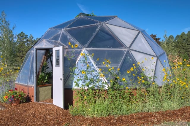 Virtual tours growing spaces - The geodesic dome in connecticut call of earth ...