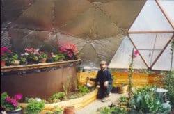 Greenhouse reflectix