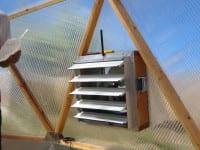 Electric Greenhouse Fan