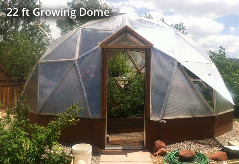 solar greenhouse kits