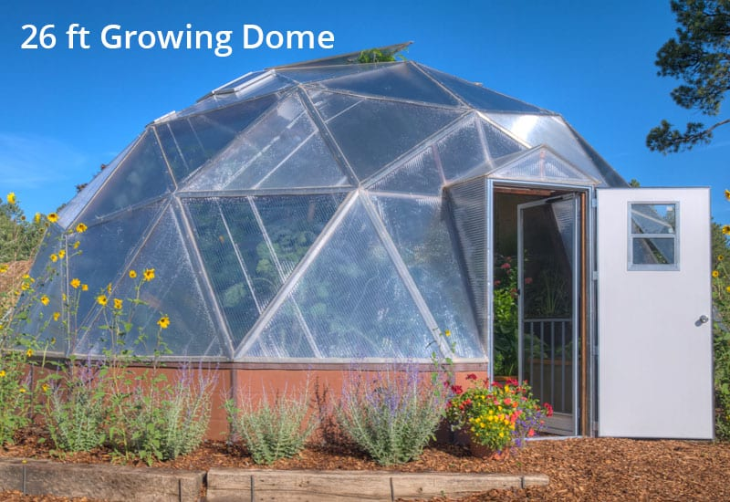 26 Ft Greenhouse Kits Year Round Greenhouses Solar