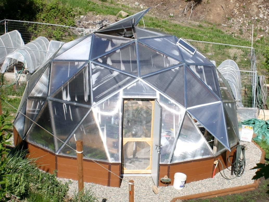 Growing Dome