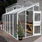 Attached Greenhouse 1
