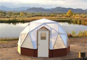 15' Growing Dome