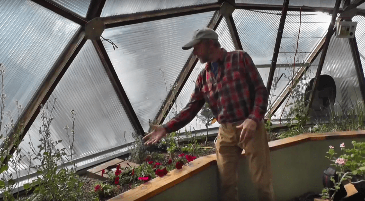 Revolutionizing the greenhouse industry.