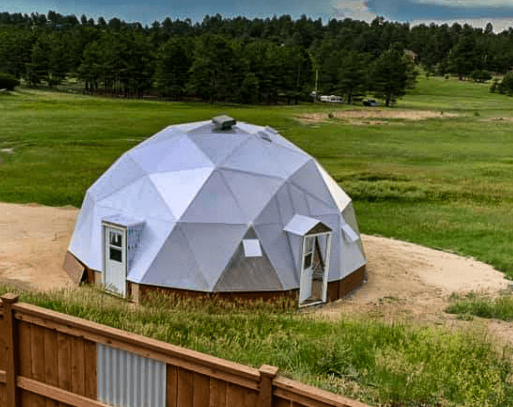 Growing Dome Greenhouse 33'