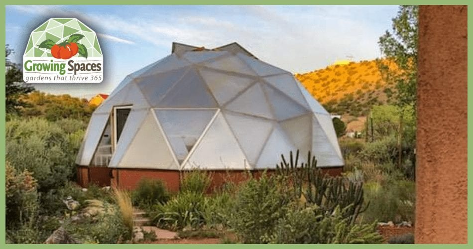 New Mexico Desert Greenhouse