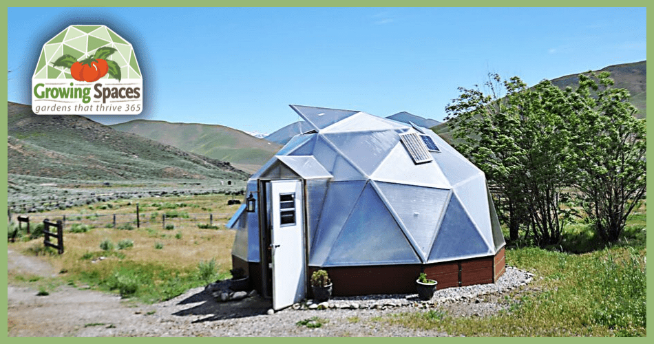 October Growing Dome of the Month