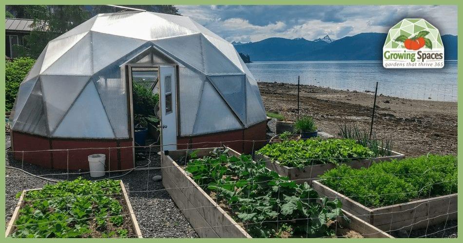 33' Alaska Greenhouse
