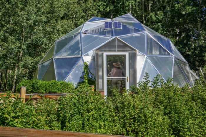 Lush Dome Greenhouse