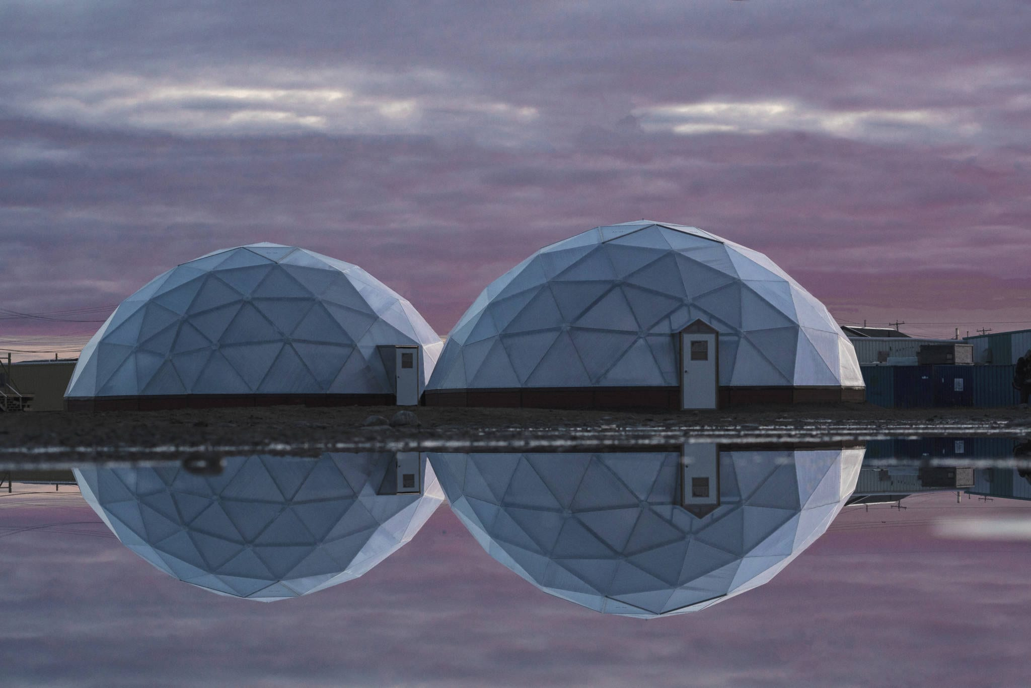 Growing Domes in Canada