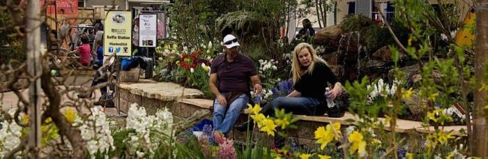 Colorado Home and Garden Show Garden