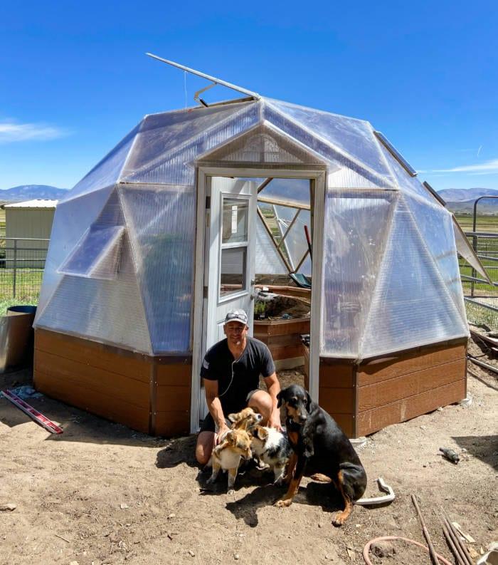 Nevada Greenhouse